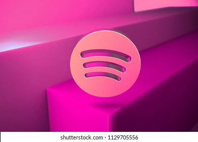 Music Spotify Stock Illustrations, Images & Vectors