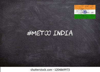#METOO movement in India started against sexual abuse at work place.