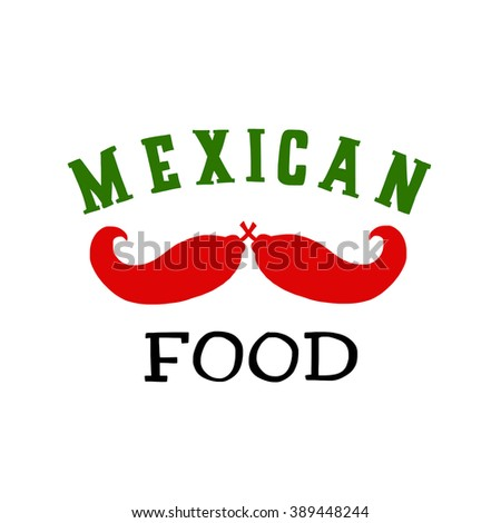 mexican food logo stock illustration 389448244 shutterstock rh shutterstock com mexican food logansport in mexican food logansport in