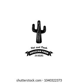 cactus logo design template stock vector royalty free 1053380126