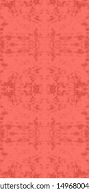 Mexican Seamless Print. Bohemian Repeat Pattern. Zigzag Navajo Background. Summer Ikat Ornament. American Fabric Design. Coral, Red Mexican Seamless Print.