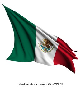 Mexico flag - collection no_4