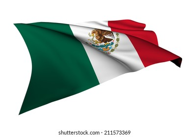 Mexico flag - collection no_5