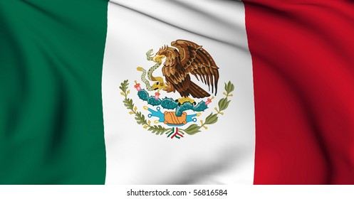 Mexico flag World flags Collection