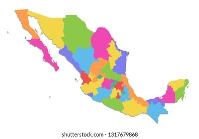 Imágenes, fotos de stock y vectores sobre Baja Mexico Map ...