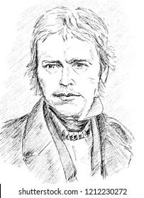 Michael Faraday an English chemist and physicist