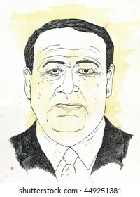 Mike Huckabee Portrait