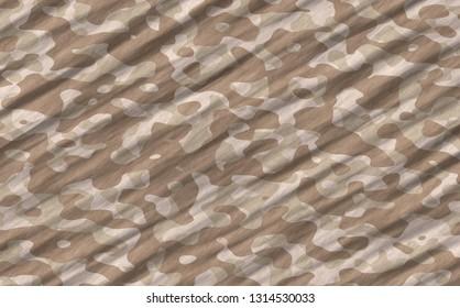 military camouflage dazzle textile texture
