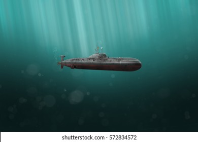 Submarine Images, Stock Photos & Vectors | Shutterstock