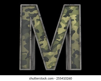 the millitary alphabet M