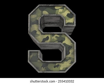 the millitary alphabet S