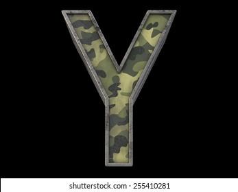 the millitary alphabet Y