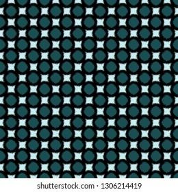 Mini pattern eliptical geometric