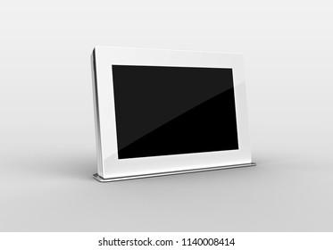 mini TV 3D rendering
