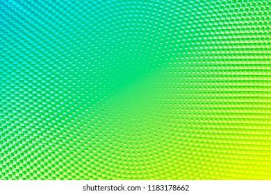 Minimal covers design. 2d colorful halftone gradients. Futuristic geometric patterns. Illustration granular texture