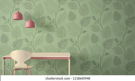 Royalty Free Kitchen Wallpaper Stock Images Photos