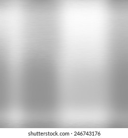 mirror, silver metal texture background