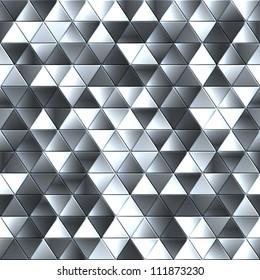 Mirror tile. Seamless texture.