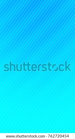 Mobile Phone Wallpaper Blue Line Mix Stock Illustration Royalty