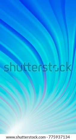 Mobile Phone Wallpaper Blue Line Mix Stock Illustration 775937134