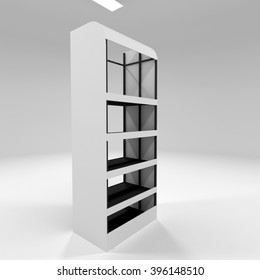 Mock up Display floor standard