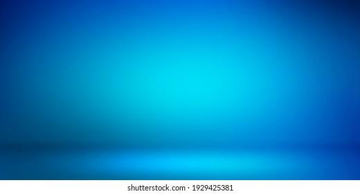 Modern Blue 3D Rendered Stage Design backdrop. Spotlight design wallpaper