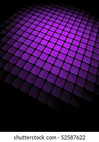 Modern, bright abstract background