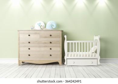 Imágenes, fotos de stock y vectores sobre Decoracion Cuarto Bebe ...