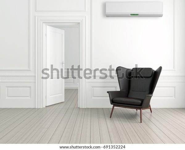Marvelous Modern Bright Living Room Lounge Interior Stock Illustration Pdpeps Interior Chair Design Pdpepsorg