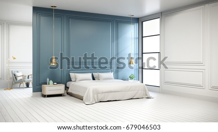Modern bedroom design trends and stylish room decorating ideas