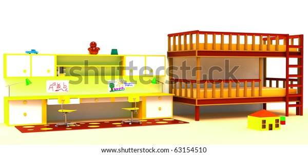 Download Bunk Bed Desk Pics
