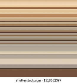 Modern classic striped pattern (beige and brown)