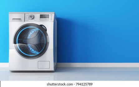 Modern clothes washing machine