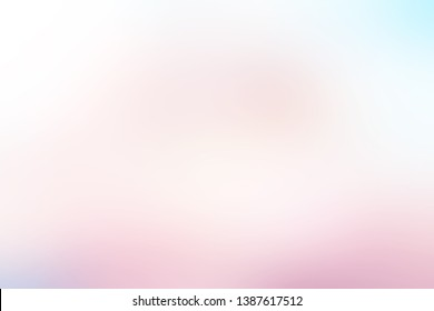 Modern colored gradient background with azure aqua blue salmon pink fuchsia smooth transition of colors. Colorful backdrop, wallpaper, banner stylish degrade image for graphic design project