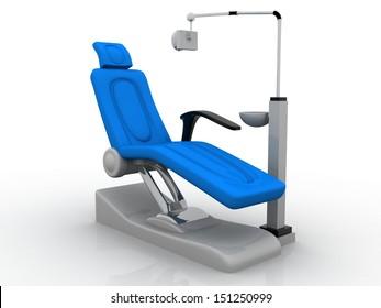 Modern Dentist Chair
