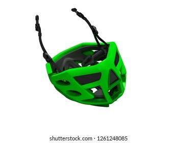 3d Bike Helmet Images, Stock Photos & Vectors | Shutterstock