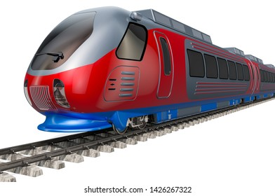 3d Render Train Images, Stock Photos & Vectors | Shutterstock