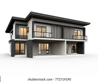 3d House Images, Stock Photos & Vectors | Shutterstock