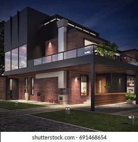 Modern House Stone Exterior Designs Stock Illustrations Images Vectors Shutterstock,Senior High School Shirt Designs