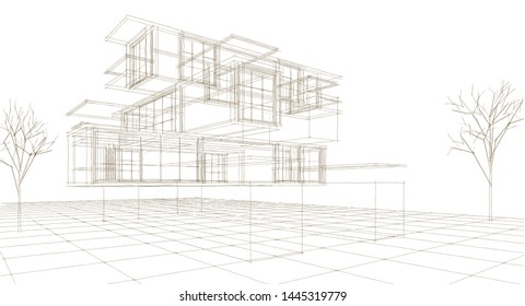 Remarkable Imagenes Fotos De Stock Y Vectores Sobre Abstract House Download Free Architecture Designs Embacsunscenecom