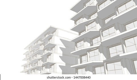 Structural Engineer House Stock Illustrations, Images