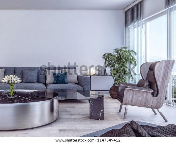 Modern Interior Design Italian Style Living ...