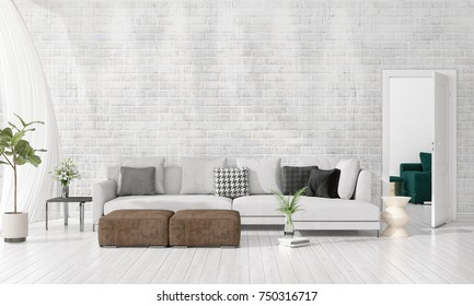 Modern Interior Design Livingroom Vogue Plant Stock Illustration Fascinating Vogue Interior Design Property