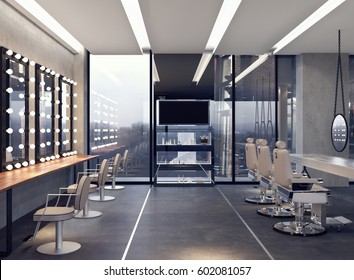 Beauty Salon Interior Images, Stock Photos & Vectors ...