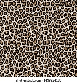Modern leopard pattern design. Animal pattern design.