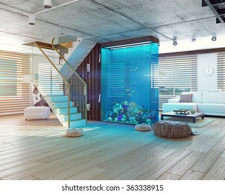 Living Room Aquarium Images, Stock Photos & Vectors ... on home pool room, home museum room, home library room, home casino room, home spa room, home dog room, home tennis room, home cinema room, gardening room, home plant room, home planetarium room, home fishing room, home gym room, home hospital room, home science room, home golf room, home photography room, home bar room, home games room, home art room,
