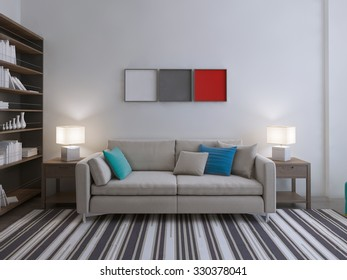 Striped Carpet Images Stock Photos Vectors Shutterstock