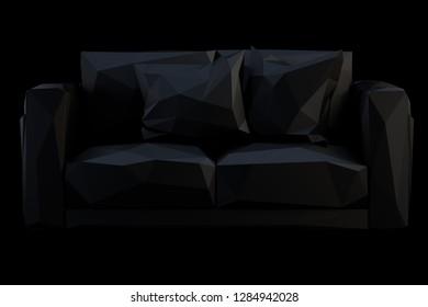 Ilustraciones, imágenes y vectores de stock sobre Low Sofa ...