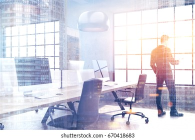 Bureau open space stock illustrations images & vectors shutterstock