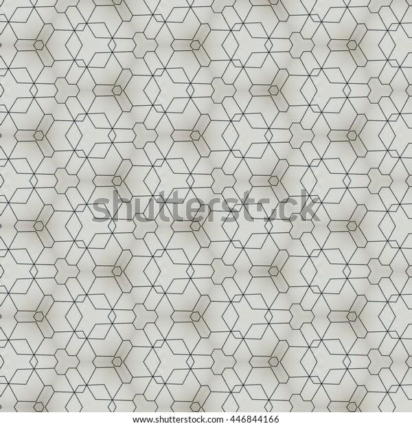 Modern Interior Wallpaper Pattern